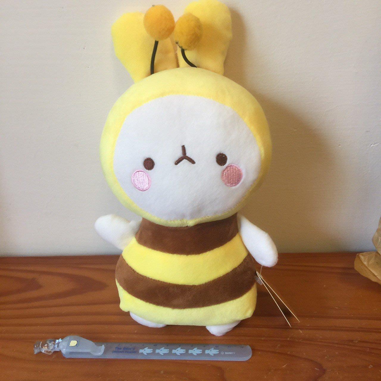 【飾次元】娃娃 玩偶 布偶 蜜蜂