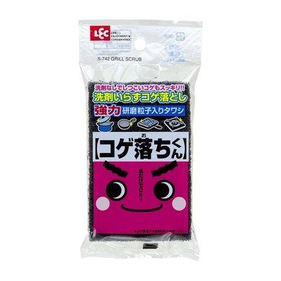 【東京速購】日本製 LEC 強力研磨菜瓜布 S-742