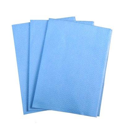 【免運】盒裝多功能擦拭布工業吸油紙無塵紙無紡布 300片裝吸水折疊布