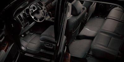 3D 卡固 立體 腳踏墊 極緻 紋理 防水 Mazda 馬自達 CX-3 16+ 後座 護蓋 專用