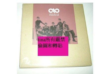 Infinite韓國原版第一張專輯重新包裝版特別版Infinite Vol.1-Paradise全新現貨下標即售Over The Top