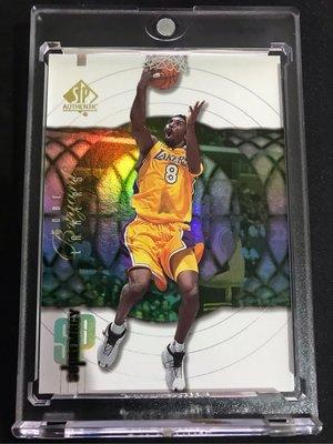 🐍2001-02 SP Authentic Supremacy #S5 Kobe Bryant