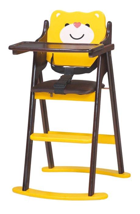 【南洋風休閒傢俱】餐廳家具系列-韓式造形折合寶寶椅 寶寶椅 折合椅(金624-2)
