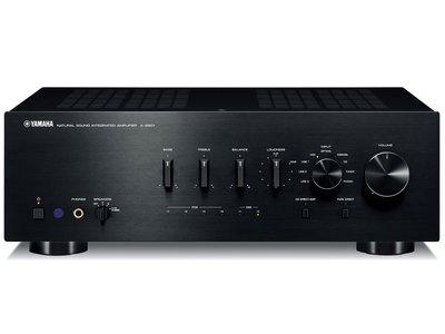 Yamaha A-S801 綜合擴大機 音效一流 給您前所未有的聽覺感動 (Jamo KEF Mission AE)