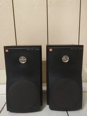 JBL-4200喇叭2音路低音6.5吋