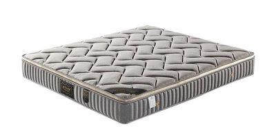 棉布床墊 五星賓館臥室彈簧床墊 環保椰棕家用床墊