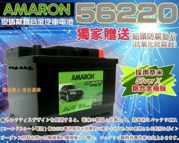 ☆鋐瑞電池☆DIY自取交換價 DIN60 12V60AH 愛馬龍電池 AMARON 56017 55566 限量100顆