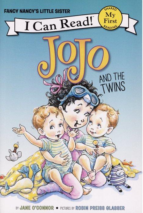 *小貝比的家*FANCY NANCY'S LITTLE SISTER:JOJO AND THE TWINS/MY FI