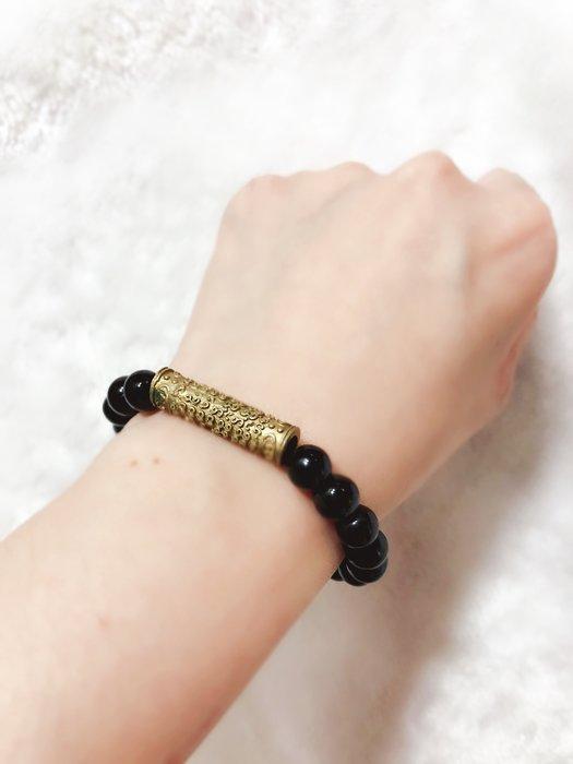 泰國佛牌  龍婆珀 性愛符管瑪瑙串珠手鍊 成願 有求必應 各種財崇迪