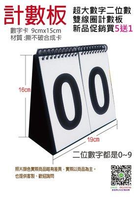 小紅門【 二位數 記分板】計時板 庫存計數板  計數板 出廠時間表 出發時間表  報分板 籃球計分版 考前 到數板