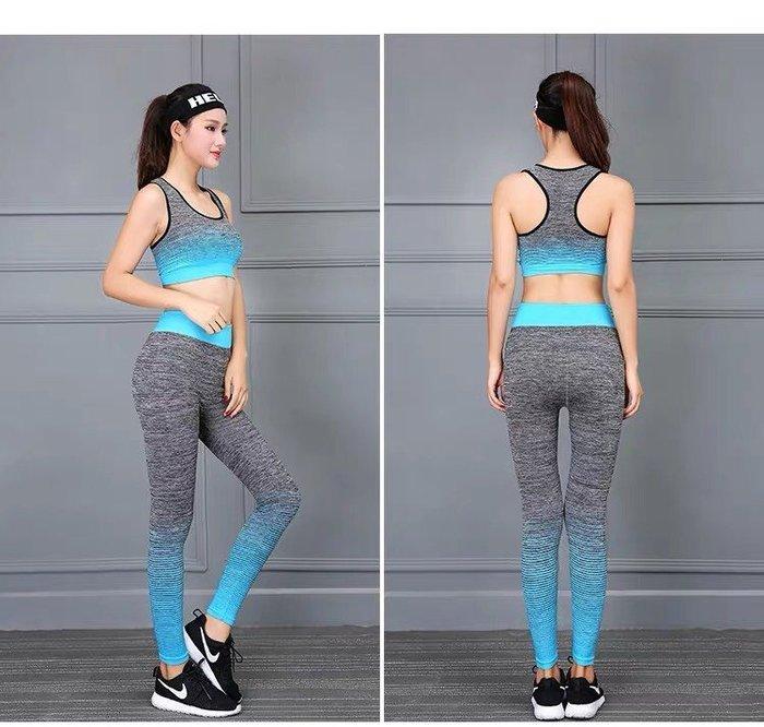 運動休閒褲運動韻律套裝有氧跑步瑜珈-KOI時尚款必備
