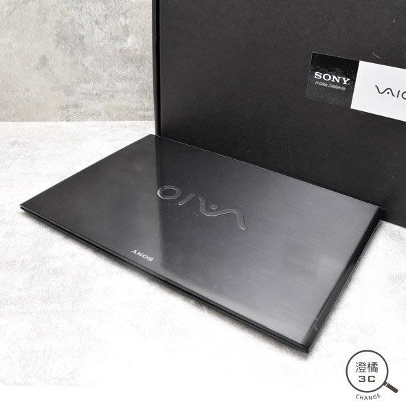 『澄橘』SONY Vaio PRO 13 I5-4200U/4G/128GB SSD 無法蓄電《筆電出租》A42966