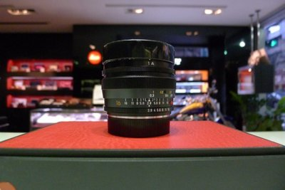 【日光徠卡】Leitz Fisheye-Elmarit-R 16mm f/2.8 二手 #299****
