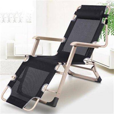 折疊椅躺椅折疊午休午睡床多功能便攜午睡椅成人單人辦公室折疊椅TZGZ