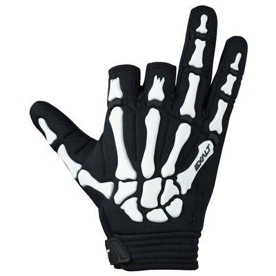 [三角戰略漆彈]EXALT DEATH GRIP GLOVE 防護手套 - 白 ( 漆彈裝備,生存護具,人身部品)
