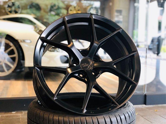 國豐動力 BMW BENZ AUDI 適用 美國 MJR MF04 旋壓鍛造 20吋原廠鋁圈 5x112 ET25 9J ET42 10.5J 現貨供應
