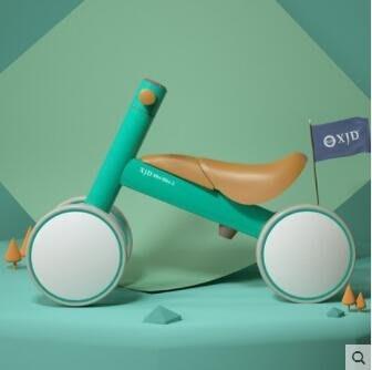 XJD兒童平衡車1-3歲2周禮物玩具嬰兒滑步學步寶寶溜溜滑行扭扭車