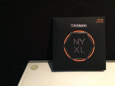 【反拍樂器】D'addario NYXL 10-46 Nickel Wound 電吉他弦 免運費 Daddario