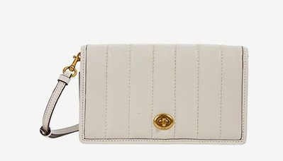 coach Quilted Leather Hayden