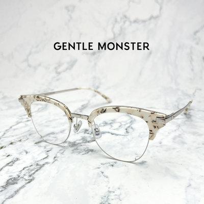 臭皮匠眼鏡【 精品名牌眼鏡Outlet 】GENTLE MONSTER 復古粉Stum.P眼鏡  超低特價!