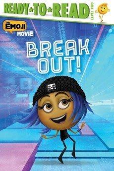 *小貝比的家*BREAK OUT! /L2 (表情符號電影)/平裝/3~6歲