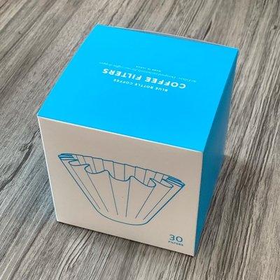 萬萬選物。日本亂亂買。現貨區。BLUE BOTTLE COFFEE。藍瓶。日本製。圓形濾杯。專用濾紙