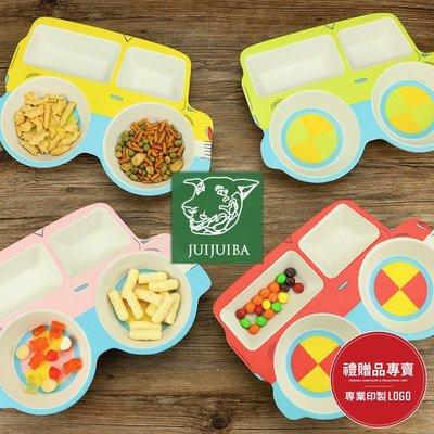 卡車 兒童餐盤 餐具組 便攜餐具 旅行餐具 環保餐具 吃飯 幼稚園 學齡 筷子 湯匙 叉子  -久久霸禮贈品