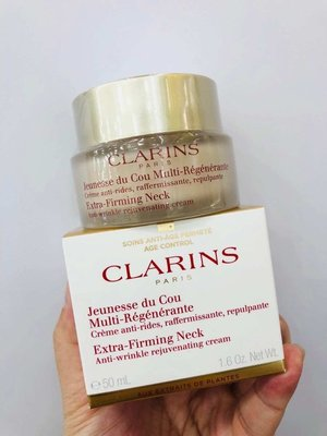 🇫🇷Clarins Extra-Firming Neck 嬌韻詩煥顏緊緻頸霜