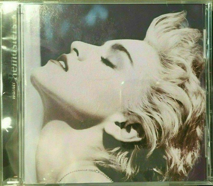 正版CD《瑪丹娜》忠實者 新世紀加值數位重製版 /MADONNA True Blue全新未拆