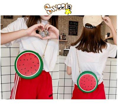 日韓風夏日水果小巧包