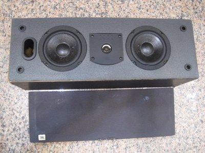 JBL SC305 中置喇叭 美國原廠 圖片內容為實物