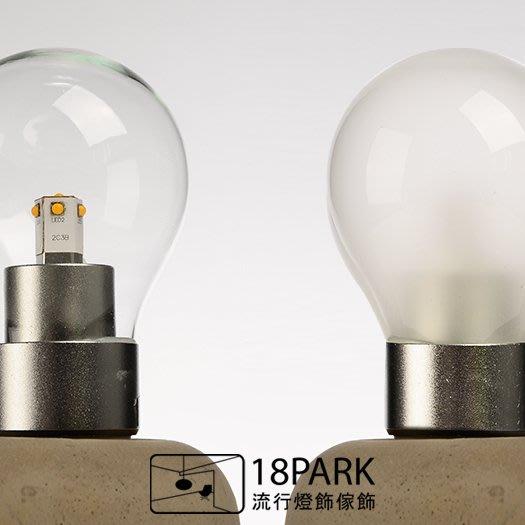 【18park 】LED-E27-A19-6W/(可調光燈泡)