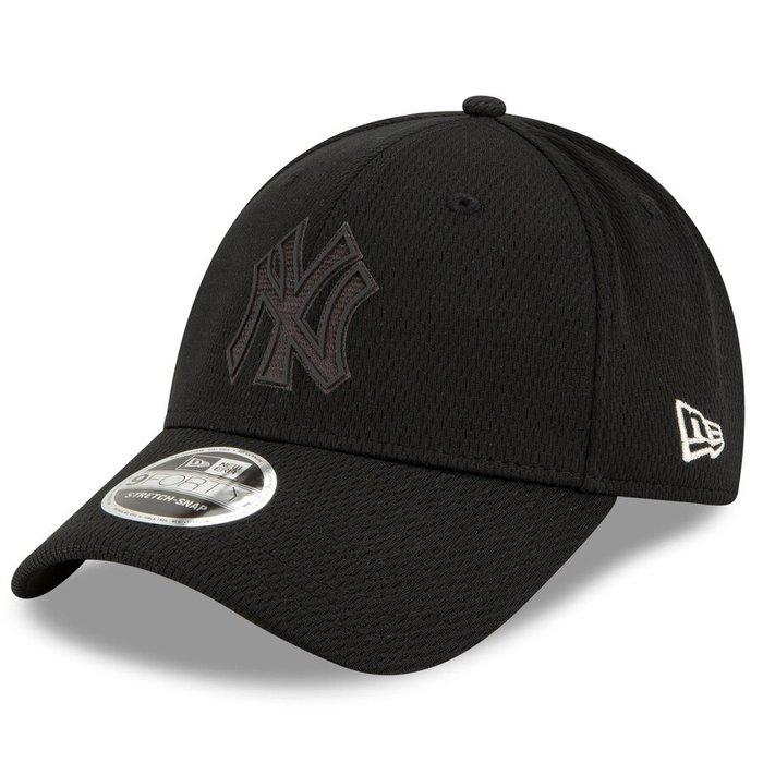 Youth New York Yankees New Era Black 2019 紐約洋基隊球員棒球帽 現貨