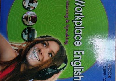 Workplace English book 1 (teachers guide不含光碟)(免運費)