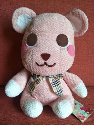 (特惠出清)日本正版全新MoMo熊娃娃