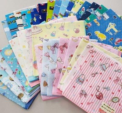 【月牙日系】日本製 兒童紗布手帕  紗布巾 10入 幼兒手帕 透氣 吸水 口水巾