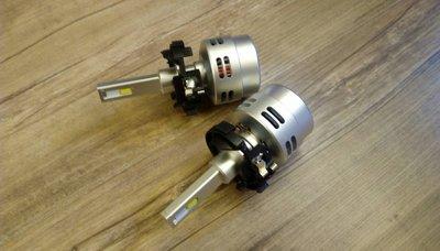* 福品小舖 *VW 福斯 TOURAN  GOLF7 / 6  H7  LED 專用改裝 大燈  直上燈座 (已解碼)