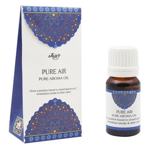 [綺異館]印度香氛精油 淨化 (消除異味) 10ml JAIN'S PURE AIR pure 另售印度皂 印度香