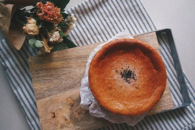 伯爵茶起司蛋糕 Earl Grey Cheese Cake (六吋)