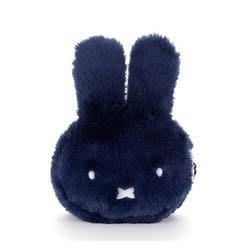 Verna&Co{現貨}日本進口米飛兔miff絨毛娃娃顏型收納包零錢包化妝包萬用包