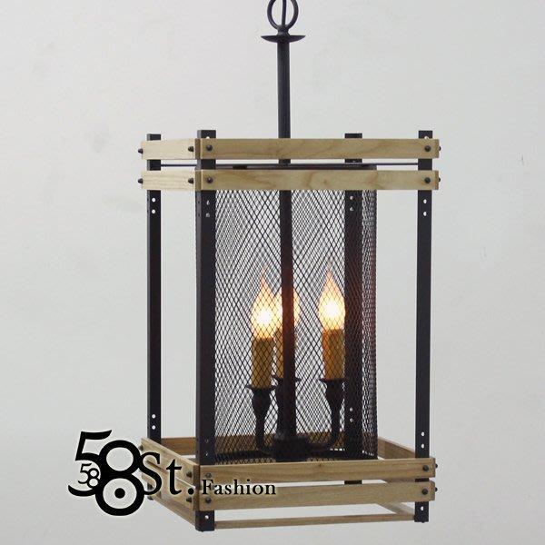 【58街】後現代設計師款式「維也納城堡吊燈」美術燈複刻版。GH-449