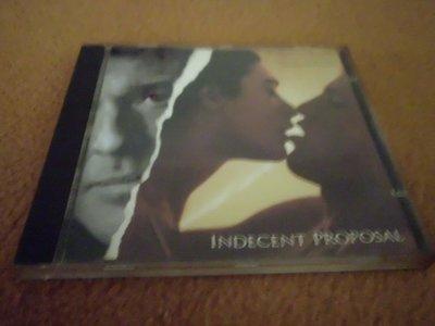 【杜比唱片】 CD ~ JOHN BARRY // INDECENT PROPOSAL   無IFPI ***CD***