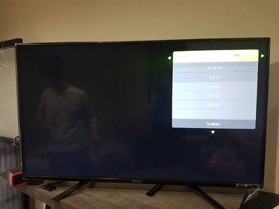 SANSUI SLED-4816 48型 4K UHD多媒體液晶顯示器/液晶電視*只要6500元*(SB017)