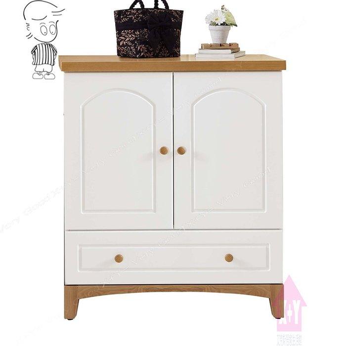 【X+Y時尚精品傢俱】現代餐櫃系列-英式小屋 2.7尺置物櫃.收納櫃.北歐風格.摩登家具