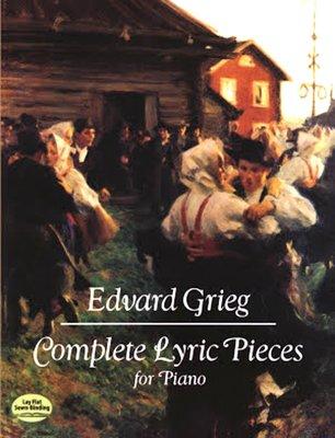 【599免運費】Grieg:Complete Lyric Pieces for Piano 葛利格:鋼琴抒情小品全集