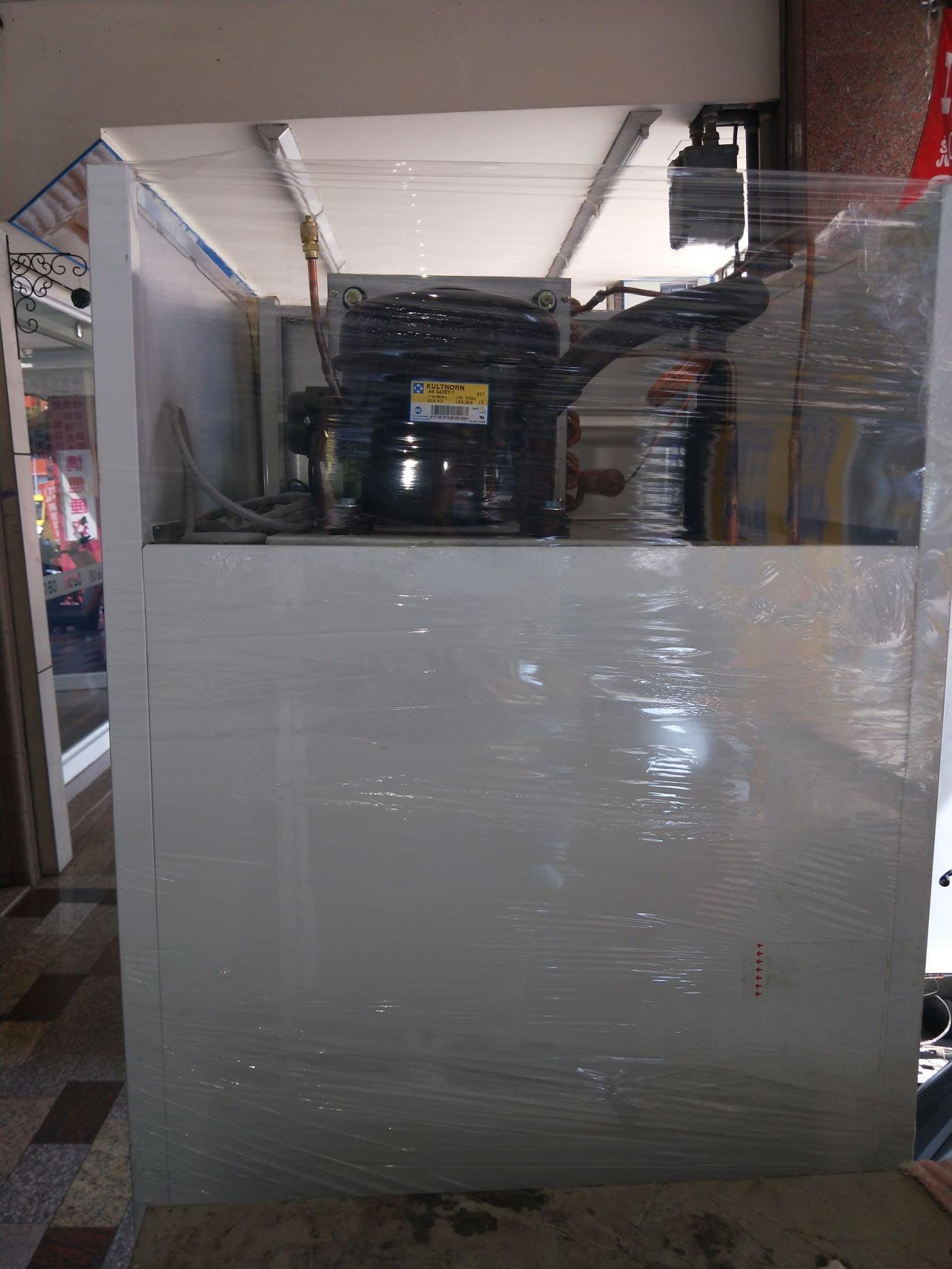 優尼酷單門玻璃冷藏冰箱