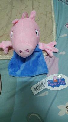粉紅豬小妹(佩佩豬)手偶款-6英吋