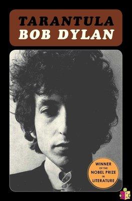 [文閲原版]2016諾貝爾文學獎 鮑勃迪倫 塔蘭圖拉 Tarantula 英文原版 Bob Dylan