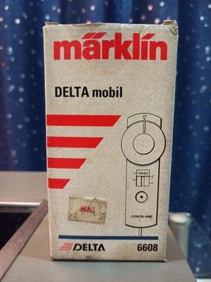 marklin   6608  DELTA mobil  HO