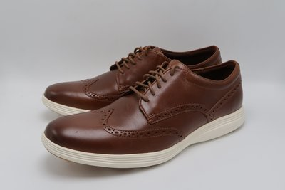 Cole Haan Grand Tour Wing Ox C29414 皮鞋 雕花 全新 Size 11 lunar